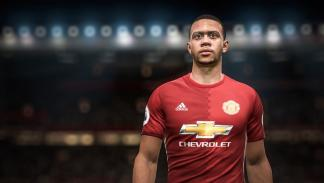FIFA 17 Manchester United