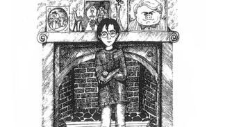 Harry Potter ilustración