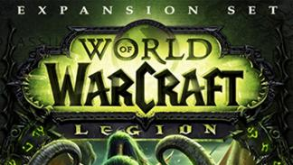 World of Warcraft Legion - Caratula