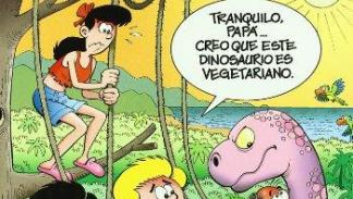 Zipi y Zape personajes Tebeo Español 90