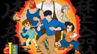 Jackie Chan animado