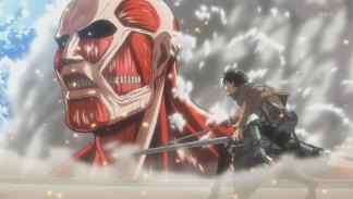 Ataque a los Titanes (Shingeki no Kyojin)