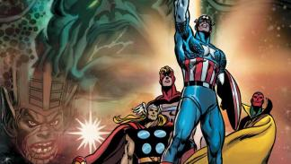 Vengadores Guerra Kree Skrull