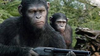 Andy Serkis, el planeta de los Simios