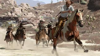 Bandas en Red Dead Redemption