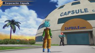 Dragon Ball Xenoverse 2 - Falla temporal - Capsule