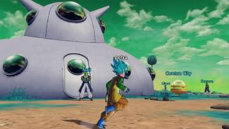 Dragon Ball Xenoverse 2 - Falla temporal - Namek