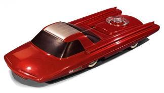 Ford Nucleon coche nuclear tecnología invento
