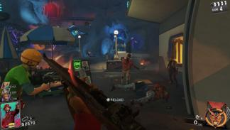 Infinite Warfare Zombies 4