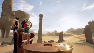 Kismet para PS VR