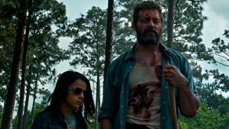 Logan y X-23