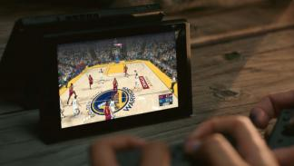 Nintendo Switch - NBA 2K