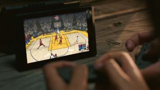 Nintendo Switch - NBA 2K17