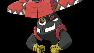 Pokémon Sol y Pokémon Luna - Tapu Bulu