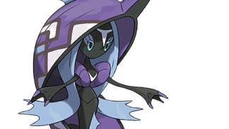 Pokémon Sol y Pokémon Luna - Tapu Fini