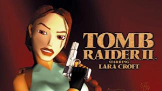 Portada de Tomb Raider II (1997)
