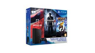 PS4 Slim pack