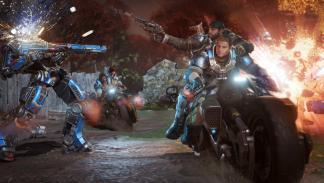 Los mejores juegos de Xbox One de 2016 - Gears of War 4