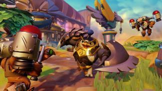 Los mejores juegos de Wii U de 2016 - Skylanders Imaginators