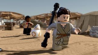 Los mejores juegos de Wii U de 2016 - LEGO Star Wars El Despertar de la Fuerza