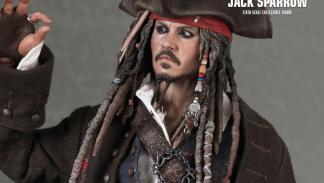 6. Jack Sparrow (Piratas del Caribe)- DX06