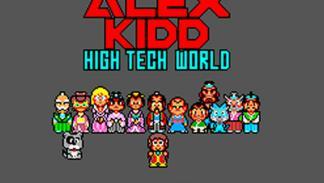 Alex Kidd High Tech World