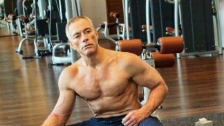 Así está ahora Jean-Claude Van Damme