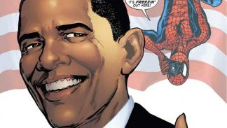 Barack Obama cómic