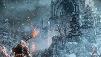 Dark Souls 3: Ashes of Ariandel - Carátula