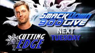 Edge volverá a la WWE en SmackDown Live 900