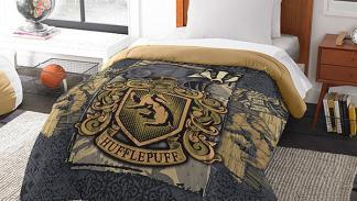 Gryffindor, Hufflepuff, Ravenclaw, Slytherin