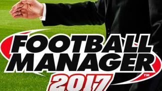 Football Manager 2017 - Carátula