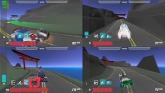 Galería de la beta de Motor Strike