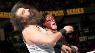 Kane vs. Luke Harper