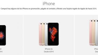 Ofertas en iPhone
