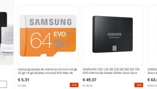 Samsung estará de oferta en el 11 del 11 de AliExpress