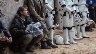 Nuevas imágenes del rodaje de Rogue One - Una Historia de Star Wars