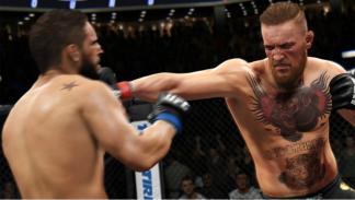 Los mejores juegos de lucha de 2016 - EA Sports UFC 2