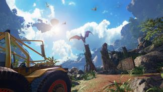 ARK Park para PlayStation VR - Dinosaurios en realidad virtual
