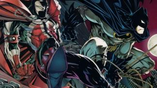Batman y Spawn juntos