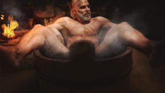 Calendario cosplay de The Witcher 3