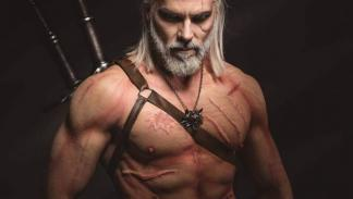 Calendario cosplay de The Witcher 3