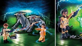 Las Cazafantasmas de Playmobil