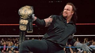El Enterrador durante su etapa de la WWE