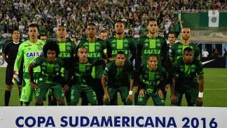 Homenaje al Chapecoense de FIFA 17