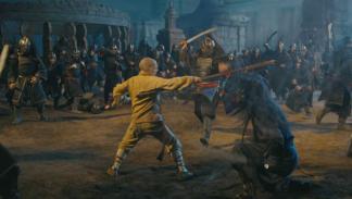 Airbender, el último guerrero - Crítica de la película de Avatar