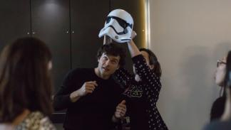 Alden Ehrenreich será Han Solo en el spin-off de Star Wars