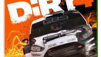 Carátula de DiRT 4 para Xbox One