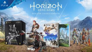 Horizon Zero Dawn Edición Coleccionista