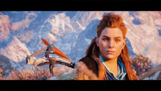 Horizon Zero Dawn - Modo foto en PS4